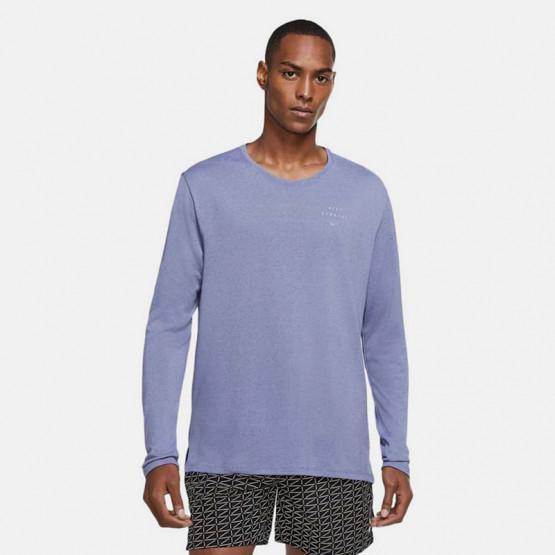 Nike Miler Run Division Men's Running Long Sleeve Shirt
