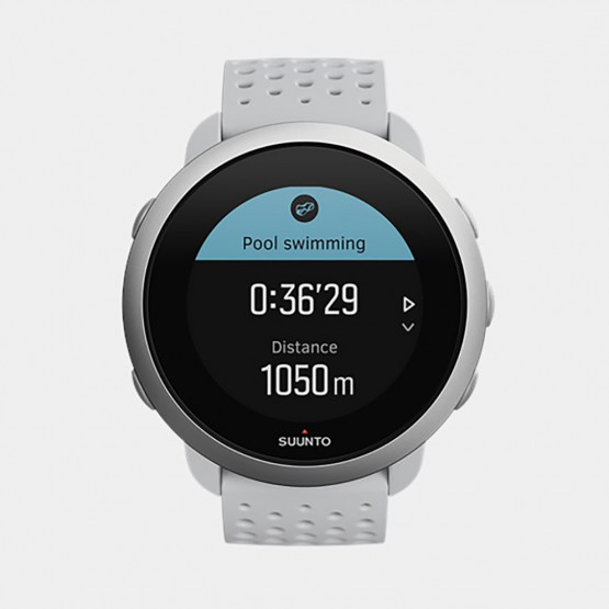 SUUNTO 3 Pebble White Watch