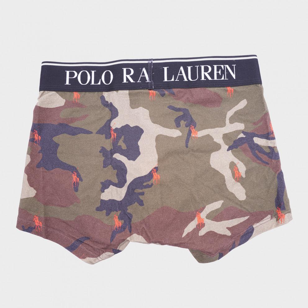 Polo Ralph Lauren Camo Print Men's Underwear Trunk