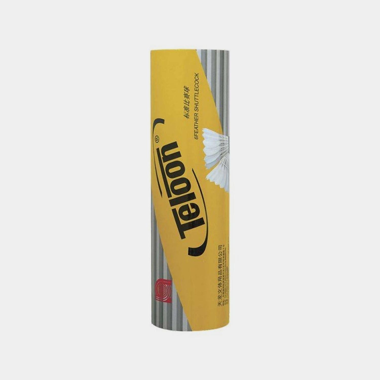 Teloon Μπαλάκια Badminton TB-12τμχ (3005500806_17029)
