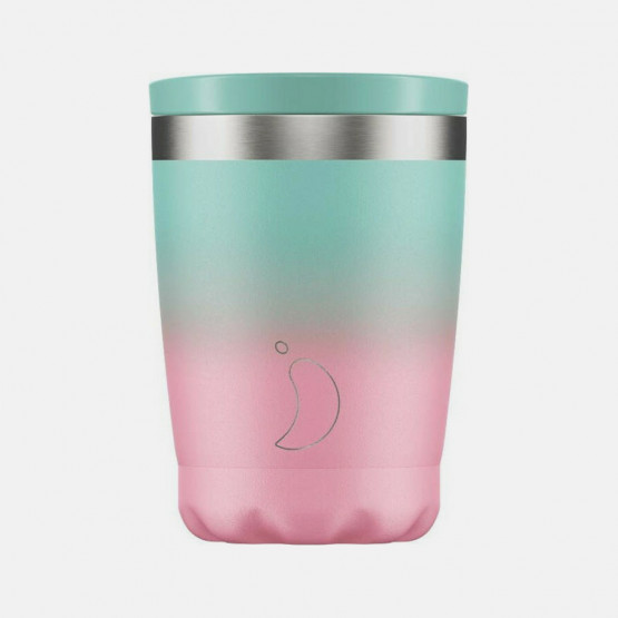 Chilly's Coffee Cup Gradient Pastel Stainless 340ml