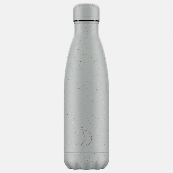 Chilly's Speckled Grey Μπουκάλι Θερμός 500ml