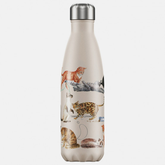 Chilly's Ε.Β Cats Μπουκάλι Θερμός 500ml