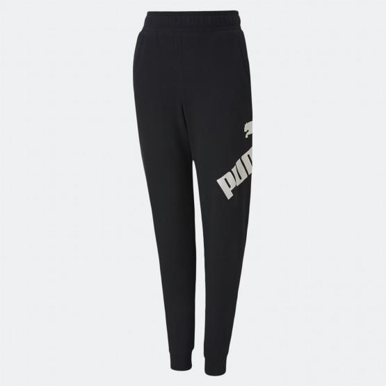 Puma Big Logo Sweat Pants Παιδική Φόρμα