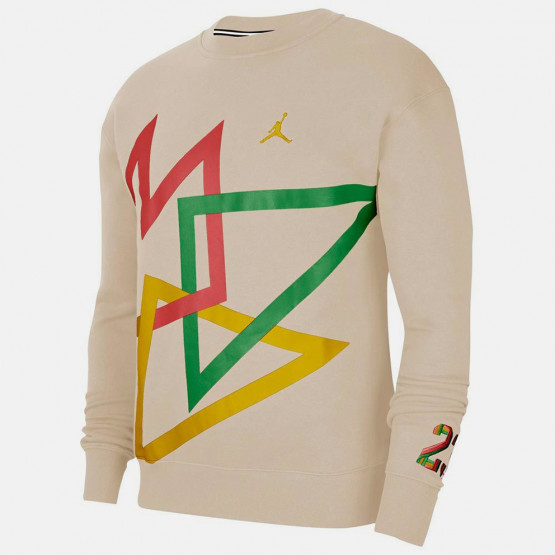 Jordan Sport DNA Ανδρική Μακρυμάνικη Μπλούζα