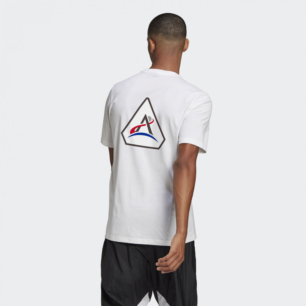 "adidas Performance Tee Men's T-Shirt ""Space Race"""