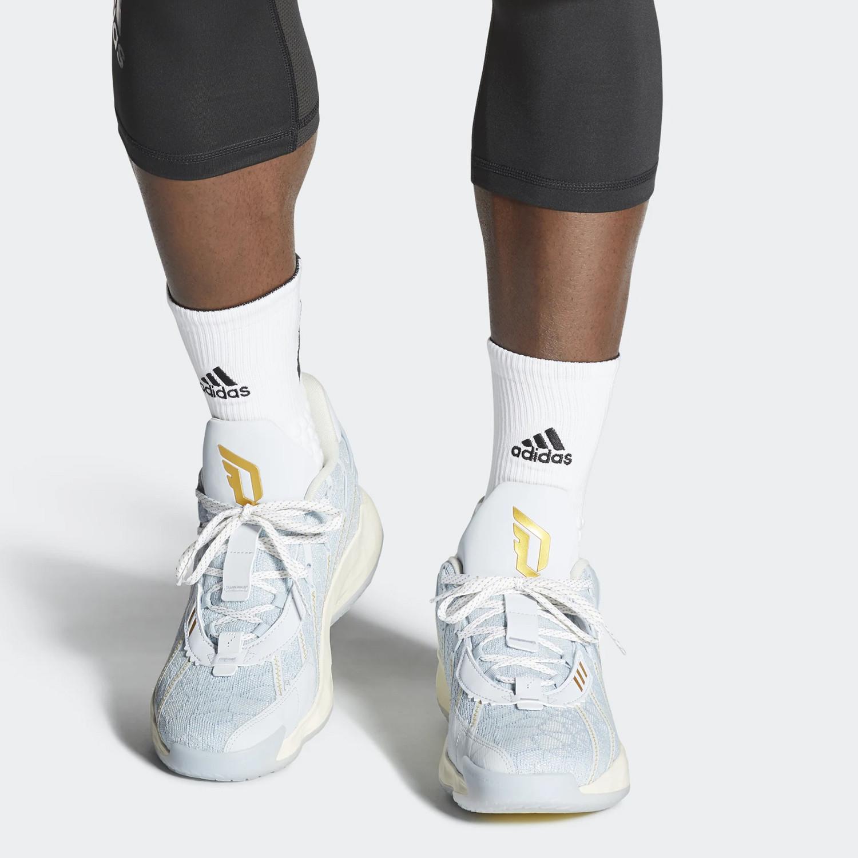 adidas Performance Dame 7 Christmas Shoes Ανδρικά Παπούτσια (9000069042_50045)