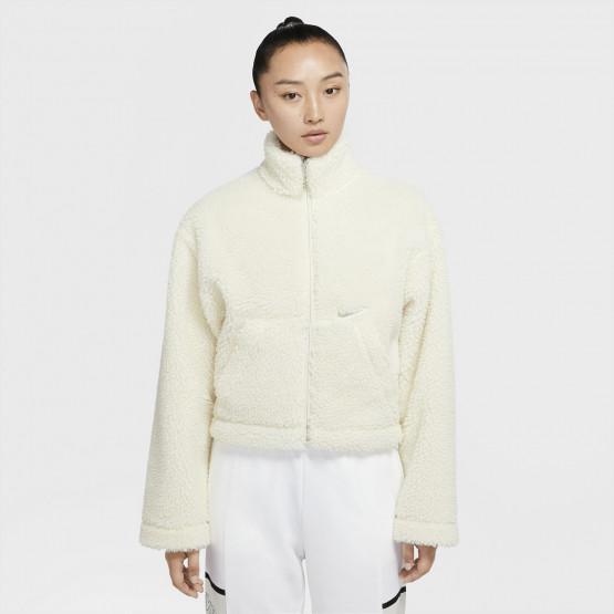 Nike Sportswear Swoosh Γυναικείο Μπουφάν