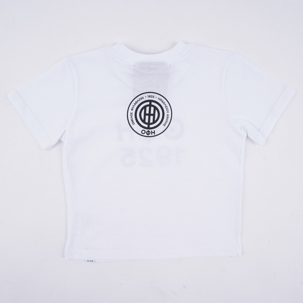 OFI OFFICIAL BRAND Heritage 1925 Βρεφικό T-Shirt