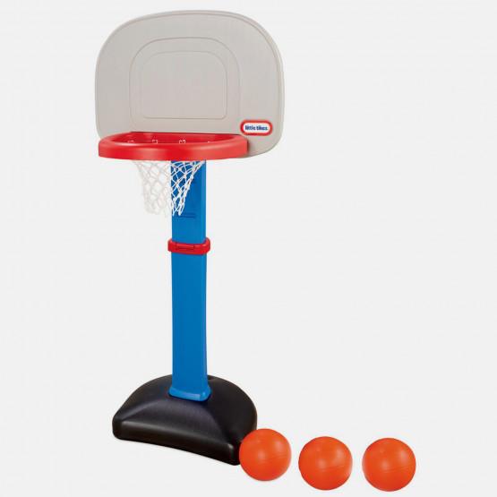 Little Tikes Totsports Basketball Set Small