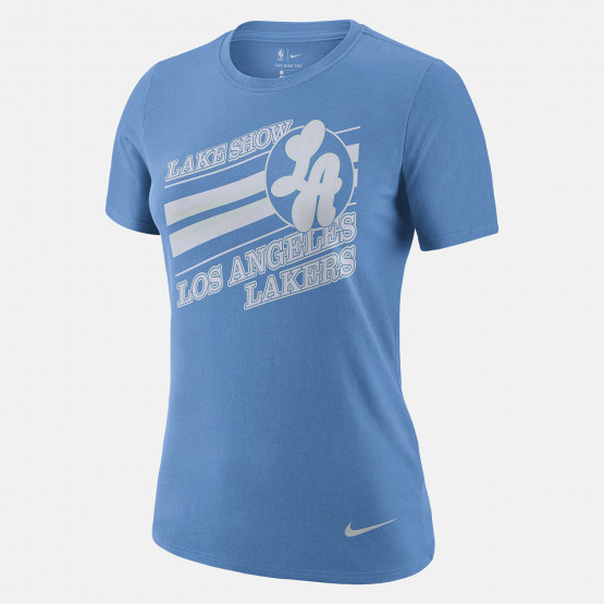 Nike NBA Los Angeles Lakers City Edition Women's T-Shirt