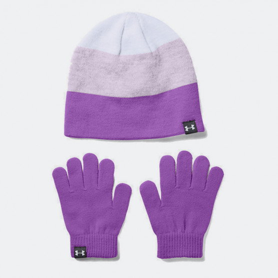 Under Armour Beanie And Gloves Set