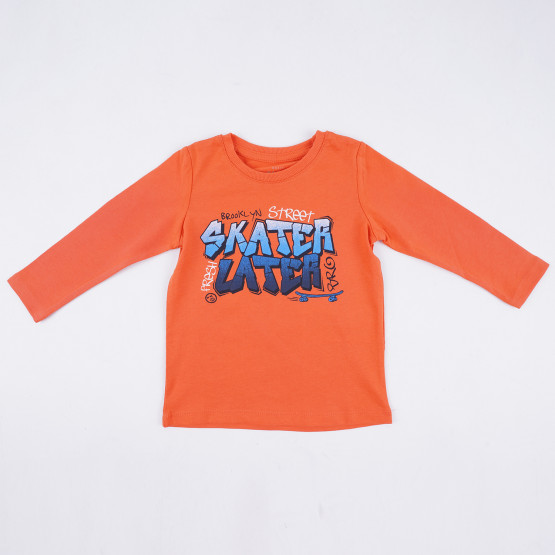 Name It Infants' Long Sleeve Shirt