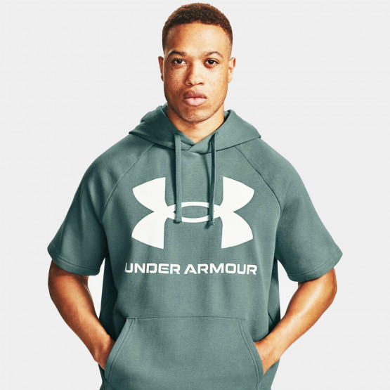 Under Armour Rival Fleece Big Logo Ανδρικό Φούτερ