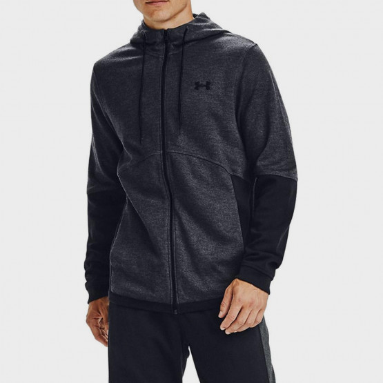 Under Armour Double Knit Full Zip Ανδρική Ζακέτα