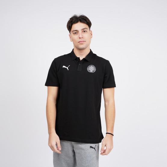 Puma x OFI Crete F.C Teamgoal 23 Casuals Ανδρικό Polo T-shirt