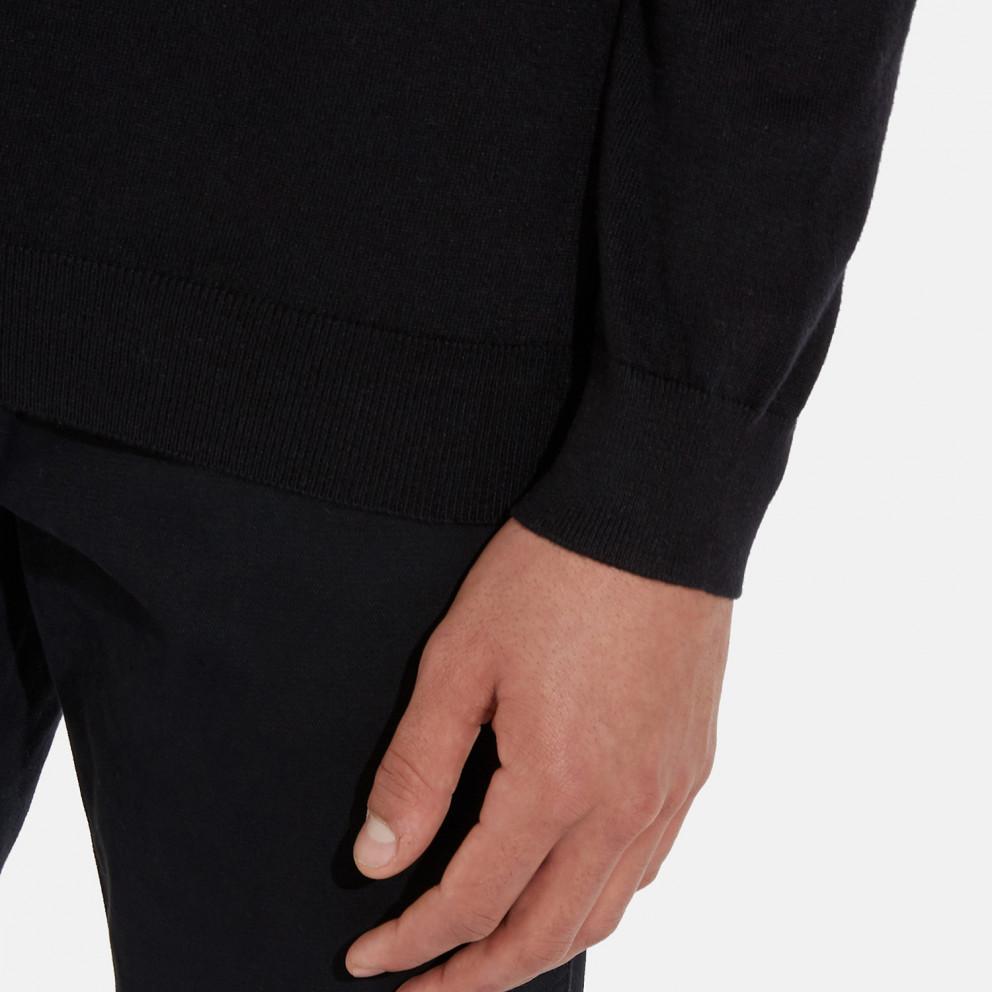 Wrangler Roll Neck Knit Black