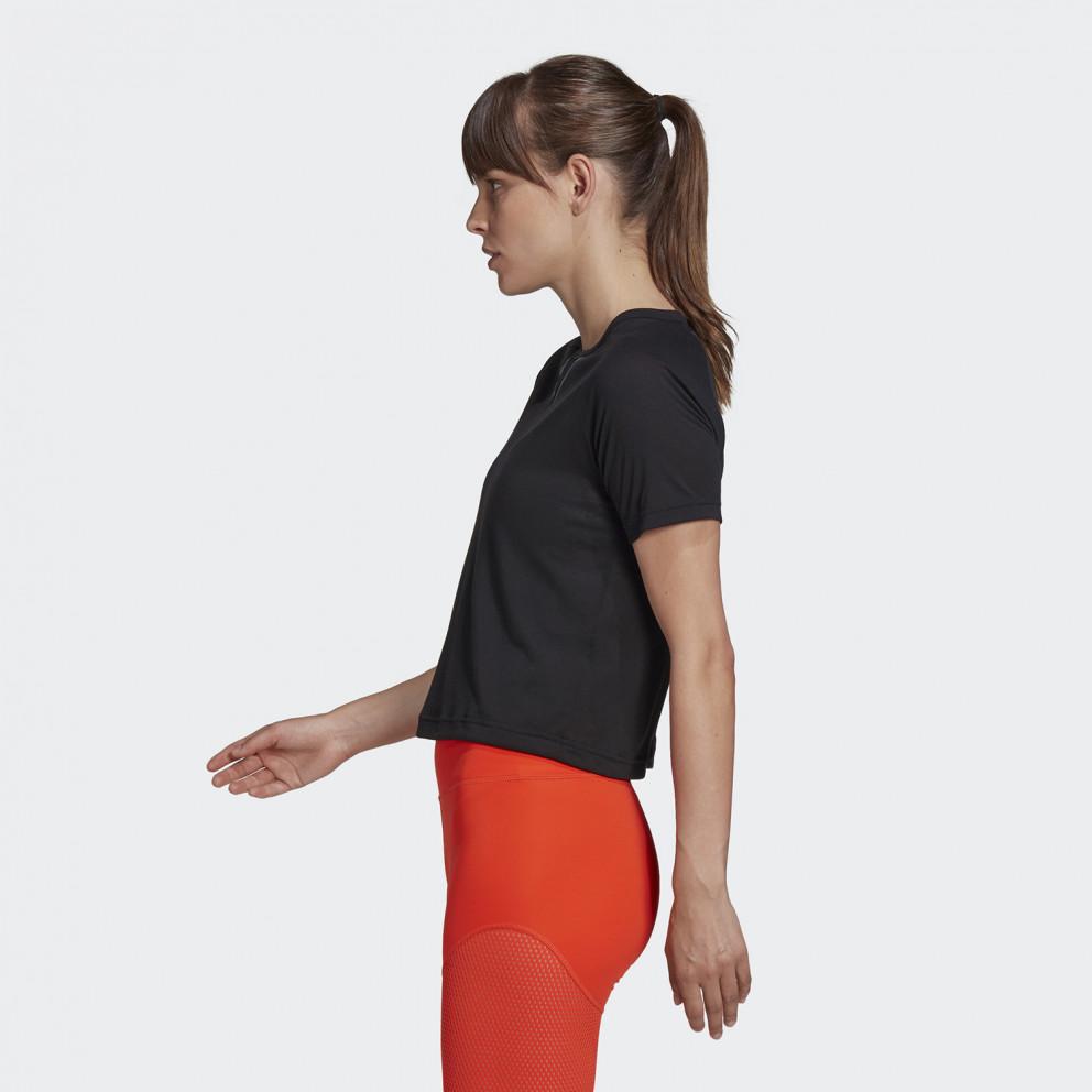 adidas Performance Crop Karlie Kloss Fitness Women's Tee