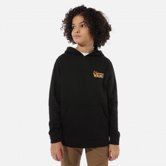 Vans Dineapple Pullover Παιδική Μπλούζα με Κουκούλα