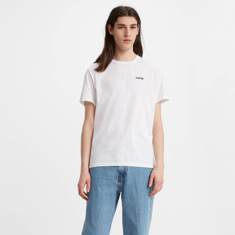 Levis Graphic Crewneck Tee Ανδρικό T-Shirt (9000071730_26106)