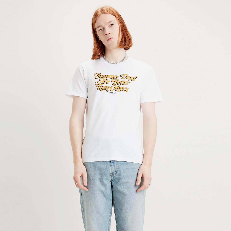 Levi's Graphic Crewneck Tee Ανδρικό T-Shirt (9000071731_26106)