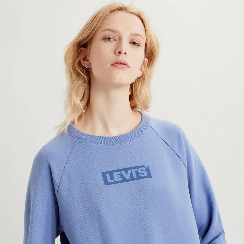 Levi's Relaxed Graphic Crew Boxtab Women's Sweatshirt