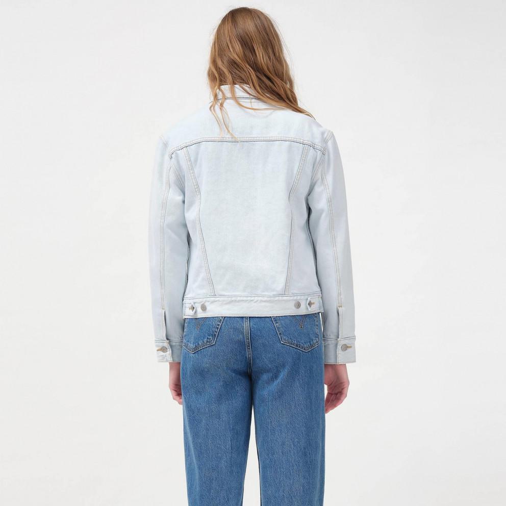 Levi's Ex-Boyfriend Lined Trucker Women's Jacket