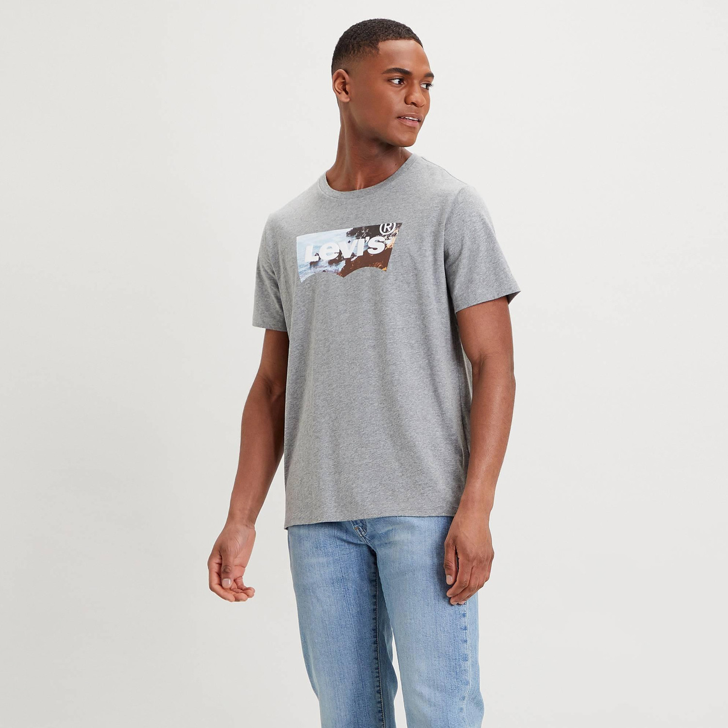 Levi's Housemark Graphic Tee Ανδρικό T-Shirt (9000071725_20432)