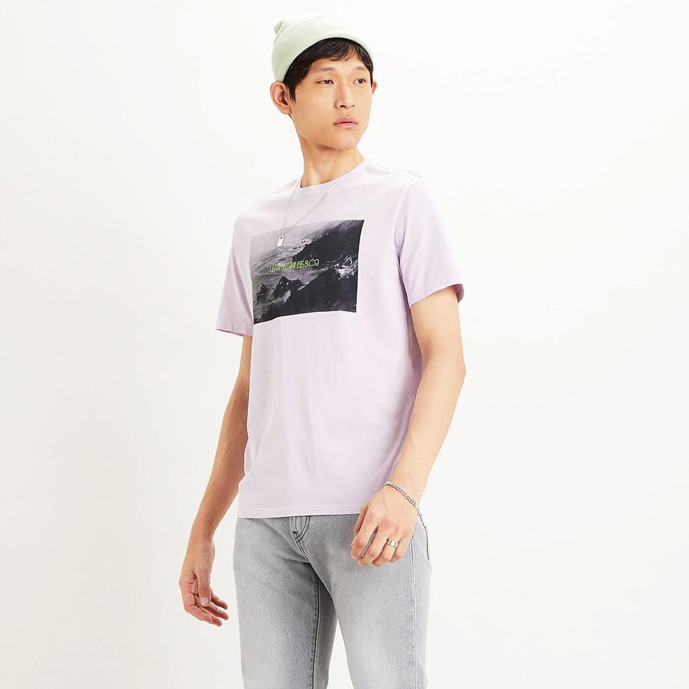 Levi's Graphic Crewneck Tee Ανδρικό T-Shirt (9000071733_26098)