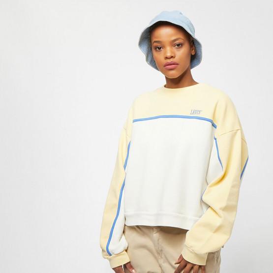 Levi's Celeste Sweatshirt Γυναικεία Μακρυμάνικη Μπλούζα