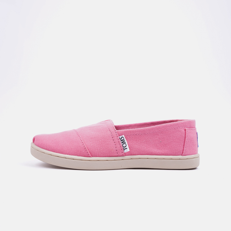 TOMS Canvas Kid's Shoes (1080030906_3387)