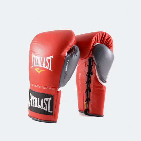 Everlast Powerlock Fight Gloves Lace-Up