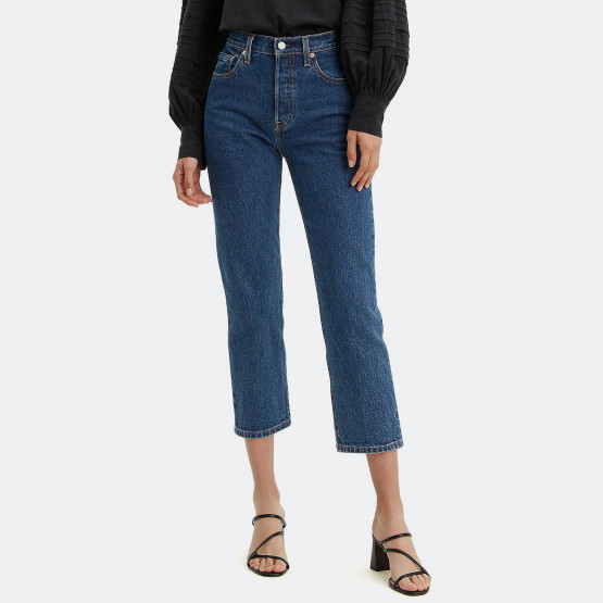 Levi's 501 Crop Charleston Vision Women's Jeans