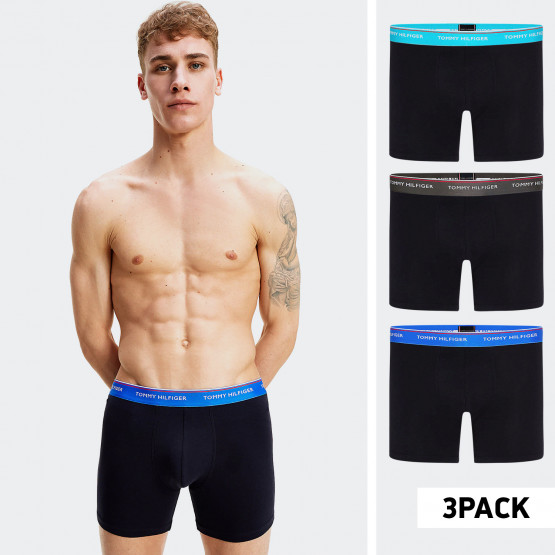 Tommy Jeans Boxer Brief 3-Pack Men's Boxers