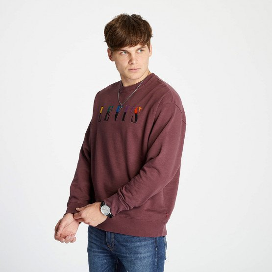 Levi's Relaxed T2 Graphic Crew Men's Sweatshirt