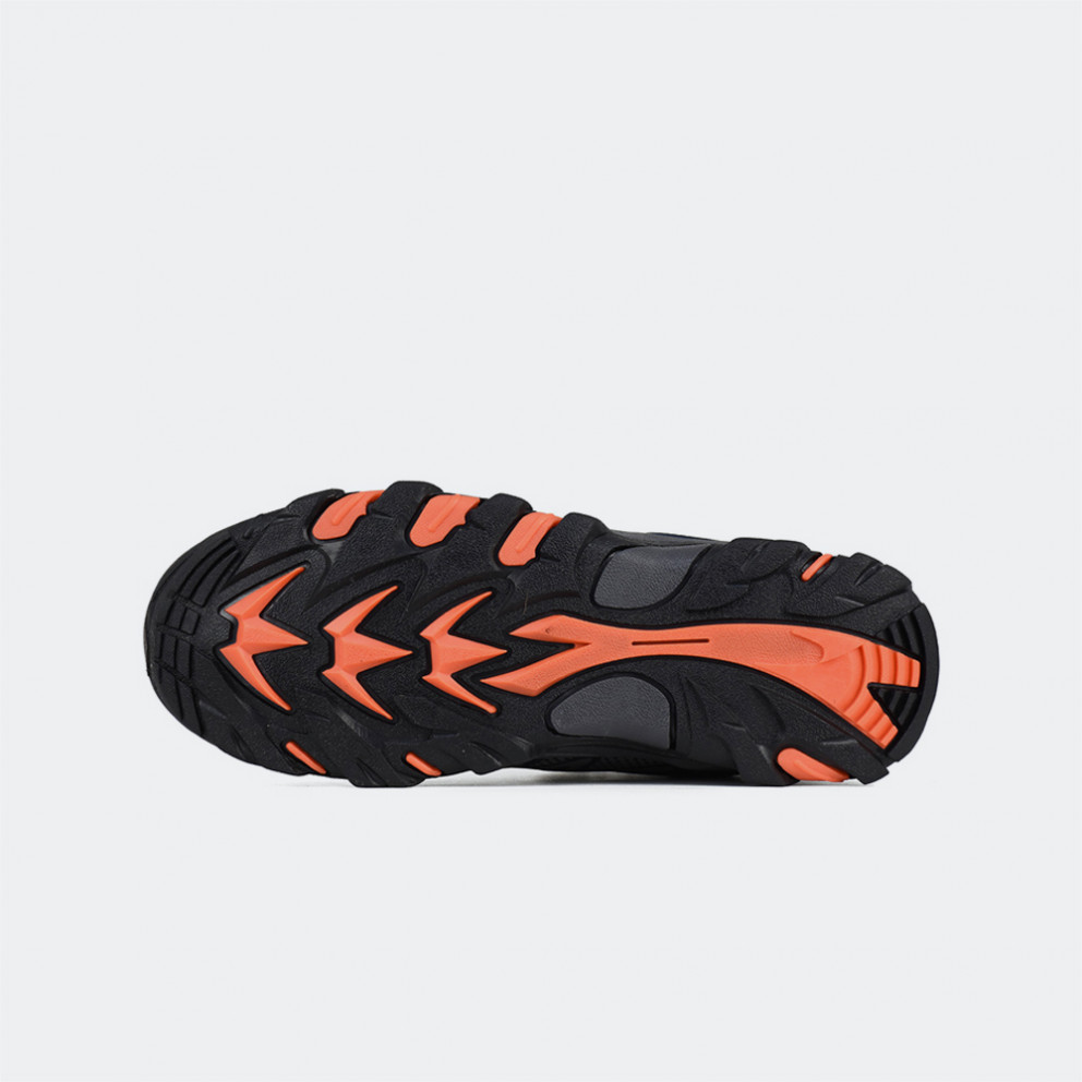 HI-TEC Blackout Mid Αδιάβροχα Παιδικά Παπούτσια για Πεζοπορία