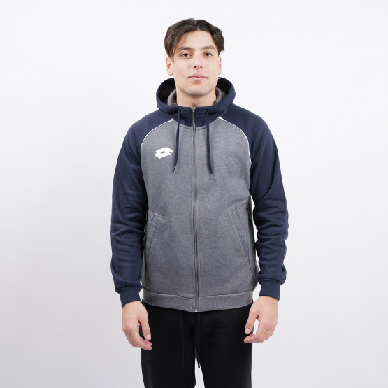 Lotto Sweat FZ Delta Plus Men's Cardigan