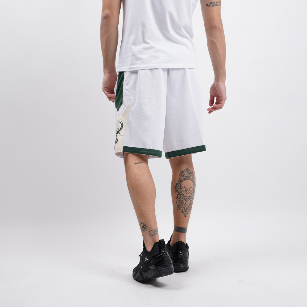 Nike NBA Swingman Milwaukee Bucks Ανδρικό Σορτς