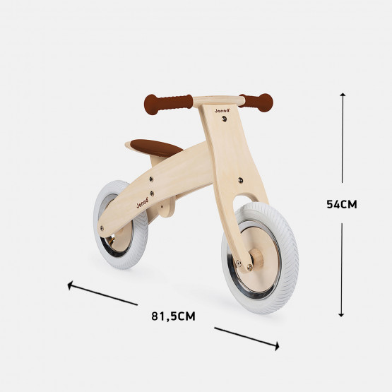 Janod Wooden Kids' Bicycle