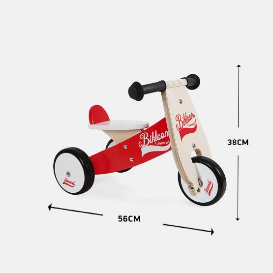 Janod Ποδοκίνητο Τρίκυκλο Παιδικό Ποδήλατο