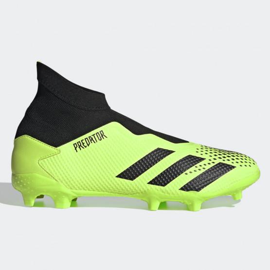 adidas Predator Mutator 20.3 Laceless FG Ανδρικά Παπούτσια για Ποδόσφαιρο