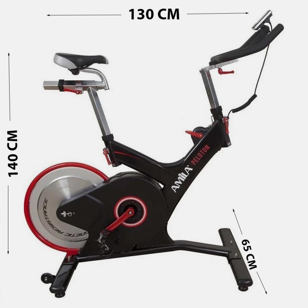 Amila Indoor Cycle Peloton Em-91A Ποδήλατο Γυμναστικής