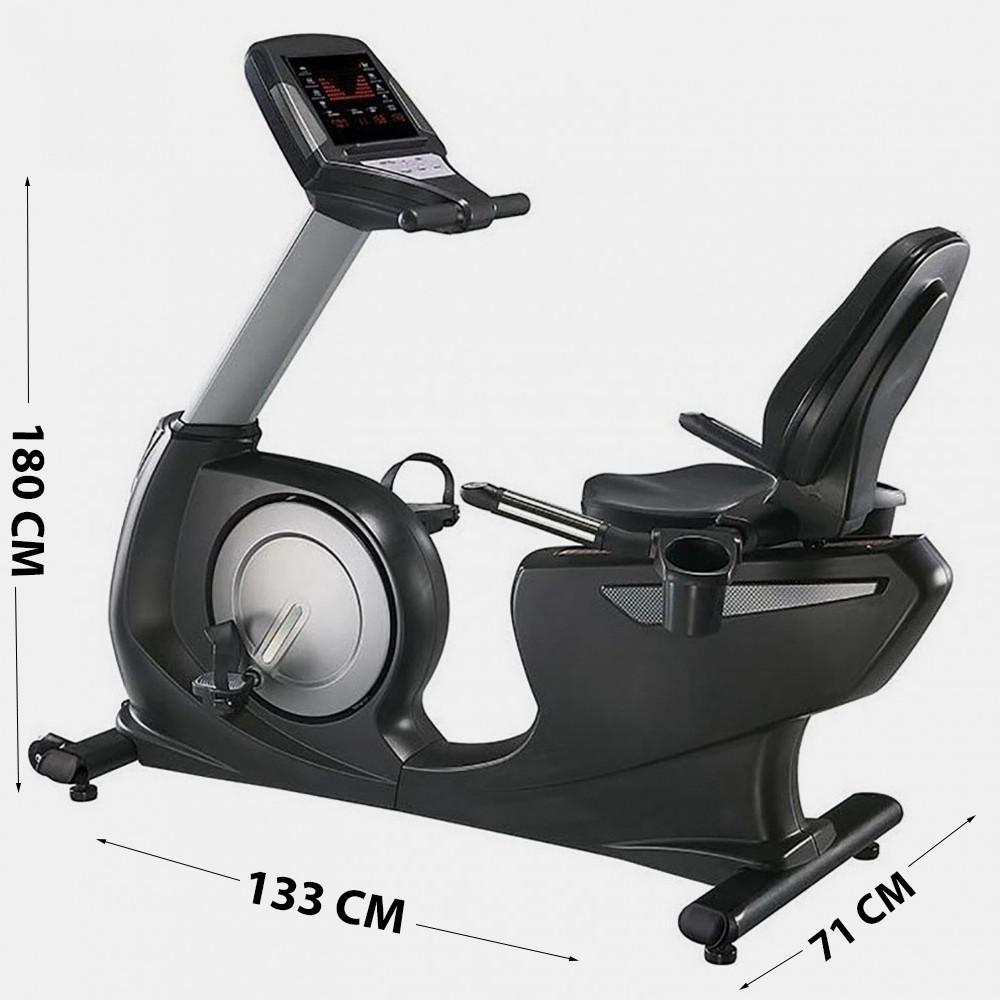 Amila Ημι-Επαγγελματικό Ποδήλατο Bg 7201 - 180X71X133Cm (9000010556_17029)