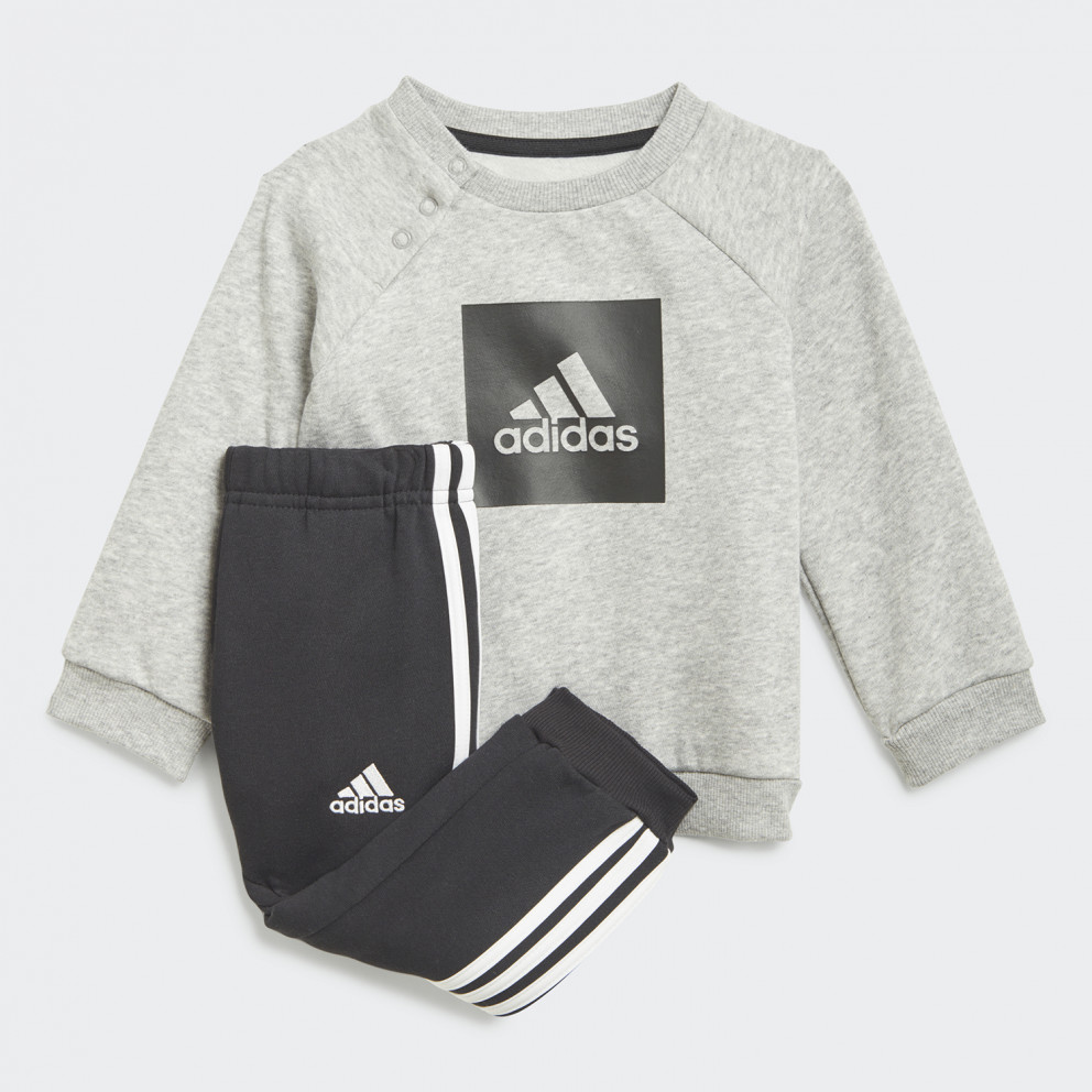 adidas 3-Stripes Fleece Jogger Βρεφικό Σετ