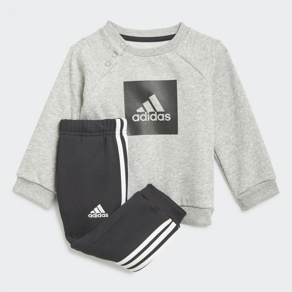 adidas 3-Stripes Fleece Jogger Set