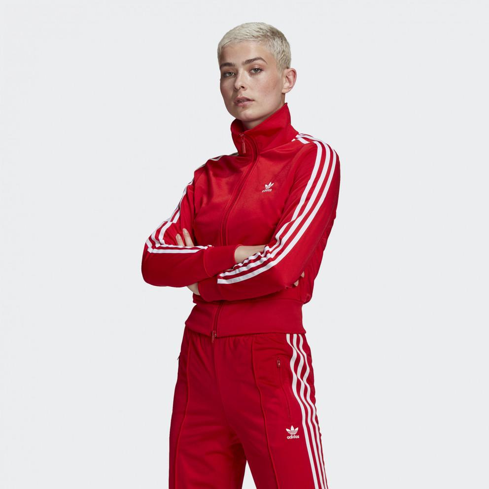 adidas Adicolor Classics Fireblue Primeblue Women's Jacket