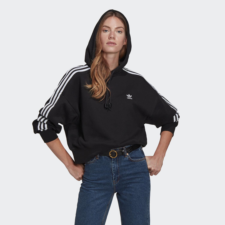 adidas Originals Adicolor Crop Γυναικείο Φούτερ (9000068601_1469)