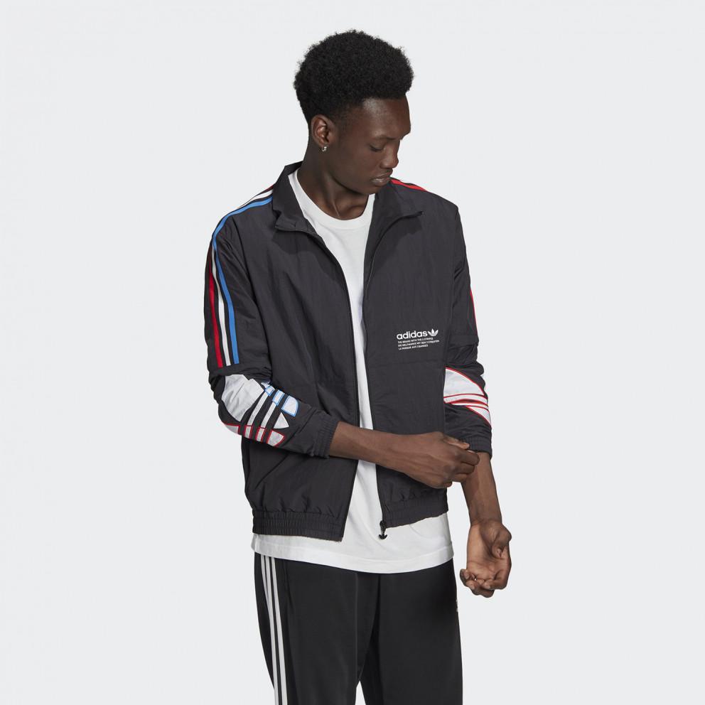 adidas Originals Adicolor Tricolor Men's Track Jacket