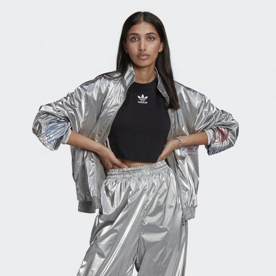 Adicolor Tricolor Metallic Japona Women's Jacket