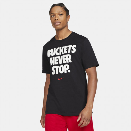 Nike Dri-Fit Buckets Ανδρικό T-Shirt